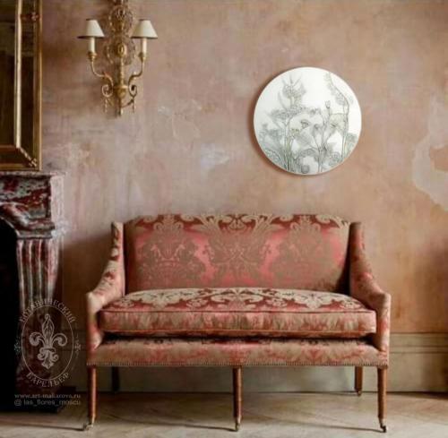 интерьер розавая комната